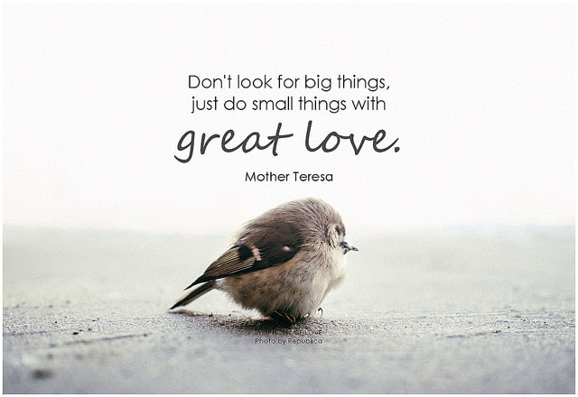 Most Inspiring Mother Teresa Quotes