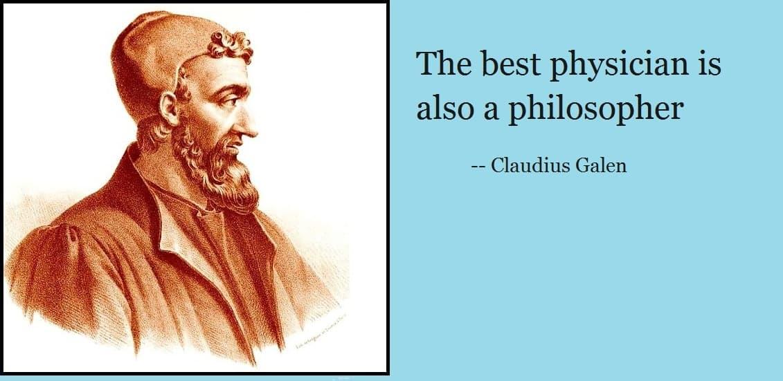 Claudius Galen Quotes