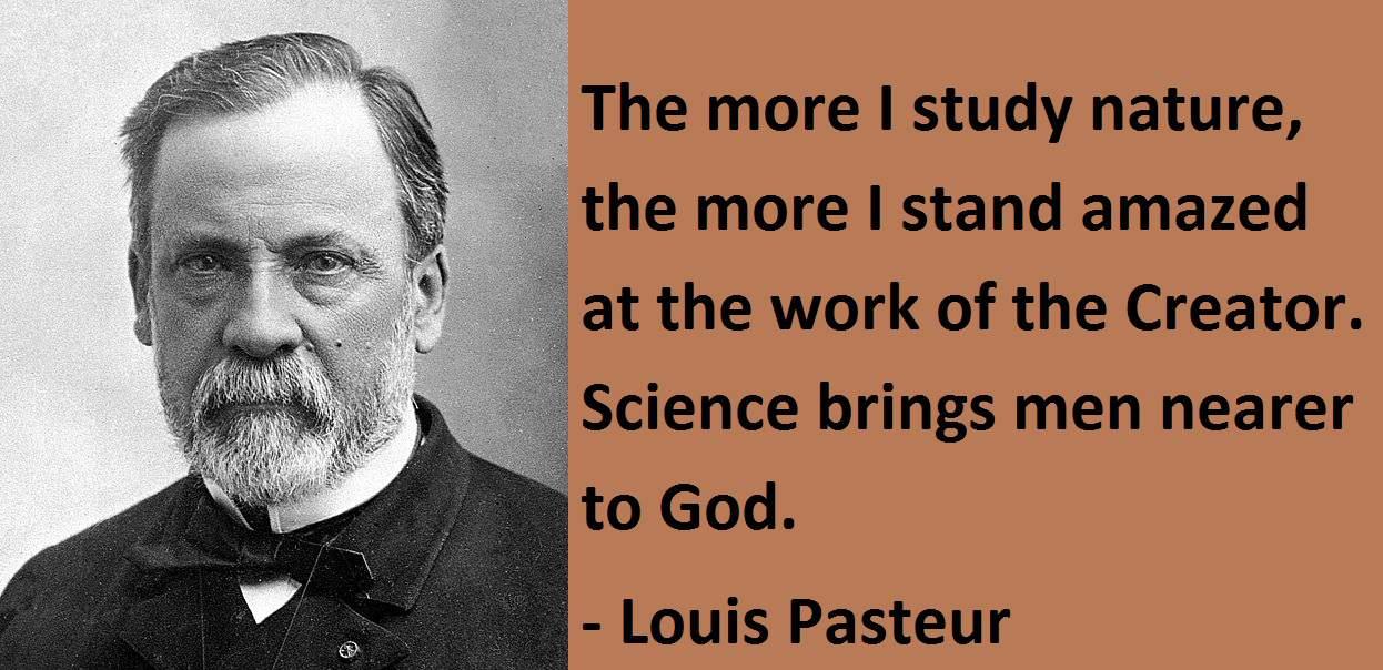 Louis Pasteur Quotes