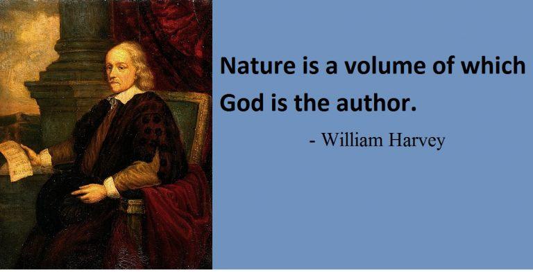 William Harvey Quotes
