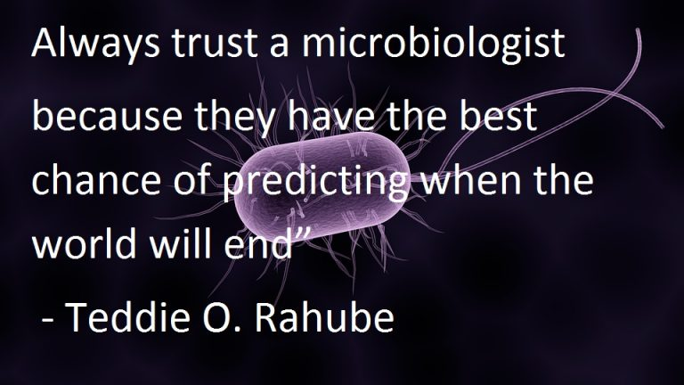 Microbiology Quotes